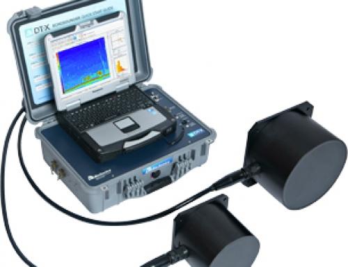 DT-X Digital Scientific Portable Echosounder