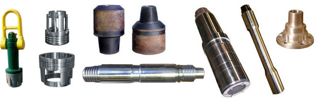 Oilfield Drill Pipe Connections & Drilling Tools