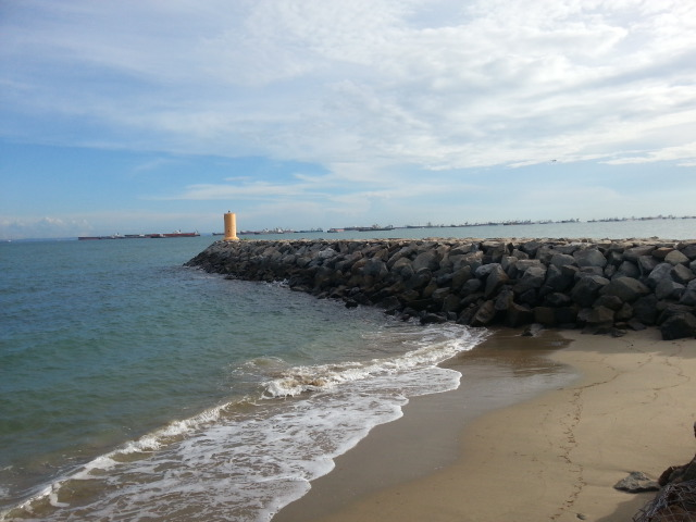Shore Protection - Groyne Construction, Sea Wall, Break Water Construciton